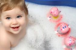 Регулярное купание ребенка