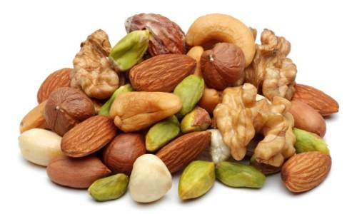 Орехи - источник аллергии