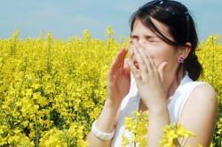 Пыльца растений - причина аллергии на ушах
