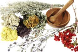 Народные средства при лечении аллергии на коже