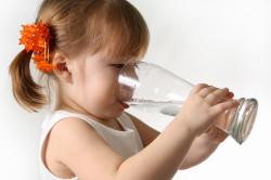 Обильное питье при аллергии