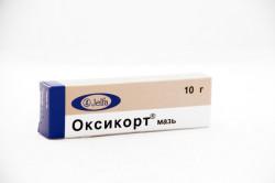 """Мазь """"Оксикорт"""" для лечения дерматита"""