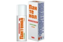 Пантенол для лечения аллергии