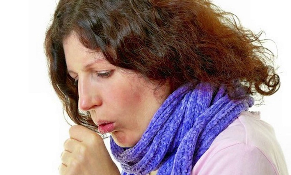 Проблема сухого кашля при аллергии