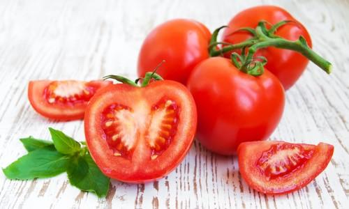 Аллергическая реакция на помидоры