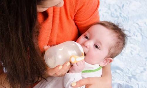 Аллергия на лактозу у младенцев
