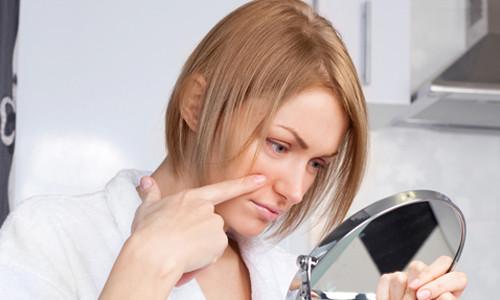Аллергия на декоративную косметику