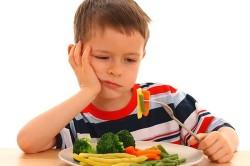 Отсутствие аппетита - симптом аллергии на пробу Манту