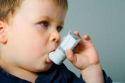 Бронхиальная астма как причина аллергии у детей