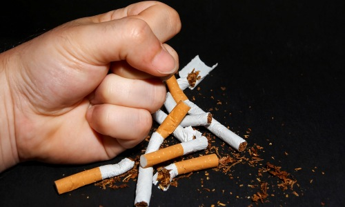 Проблема аллергии на сигареты