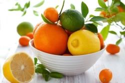 Цитрусовые как высокоаллергенные продукты