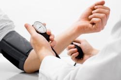 Резкое понижение артериального давления