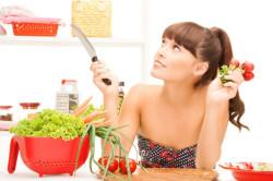 Соблюдение диеты при поллинозе