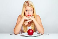 Строгая диета при аллергии