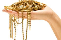 Аллергия на золотые украшения
