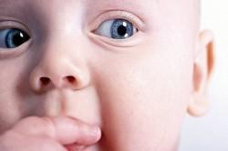 Проблема экземы у ребенка