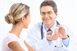 Консультация врача по поводу аллергии на пыльцу