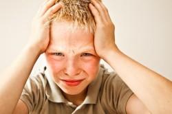 Головная боль - симптом анафилактического шока
