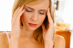 Головная боль при поллинозе