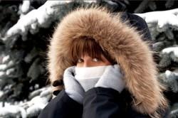 Холод на улице - причина аллергии на пальцах рук