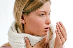 Кашель - симптом аллергии