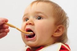 Контроль питания ребенка