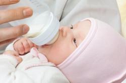 Детские смеси без лактозы - профилактика аллергии