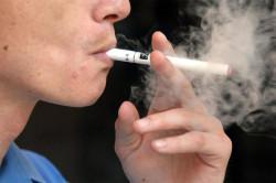 Курение - причина возникновения аллергии