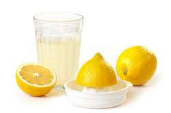 Лимонный сок для лечения аллергии