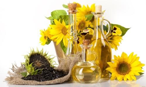 Подсолнечное масло - причина возникновения аллергии