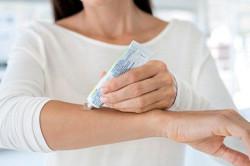 Лечение аллергического дерматита мазями