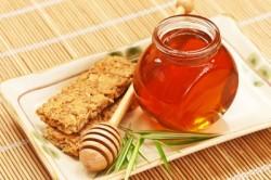 Медово-крапивная смесь от аллергии