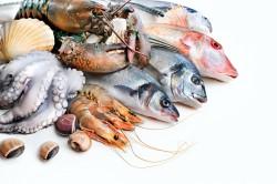Морепродукты - причина аллергии