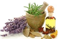 Народные средства для лечения аллергии на лице