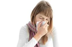 Насморк как причина аллергии