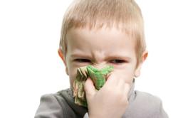 Насморк как аллергическая реакция на кукурузу