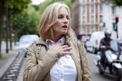Проблемы с дыханием при аллергии на укус насокомого