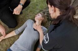 Первая помощь при аллергическом приступе