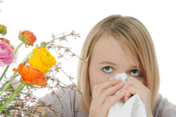 Выделения из носа при алергии