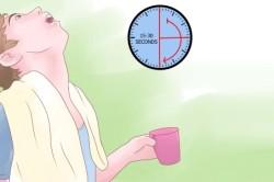 Польза полоскания горла при аллергии