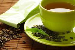 Польза зеленого чая при аллергии на овсянку