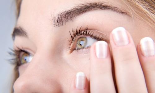 Проблема отека глаз