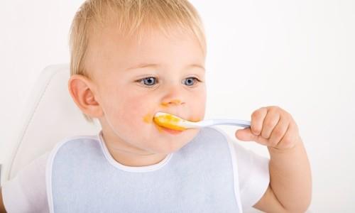 Правильное питание ребенка при аллергии