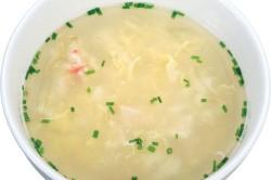 Рисовый суп на воде и без специй при отеке Квинке