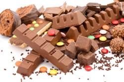 Вред шоколада при аллергии