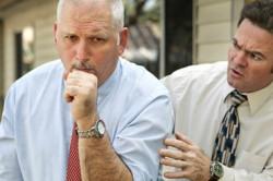 Одышка при бронхиальной астме