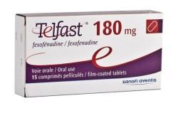 """""""Телфаст"""" для лечения аллергии"""