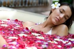 Травяные ванночки при аллергии