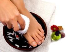 Польза мытья ног при аллергии