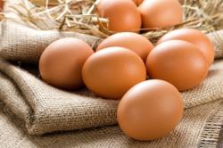 Яйца как аллерген